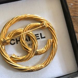 CHANEL Jewelry - Chanel vintage brooche